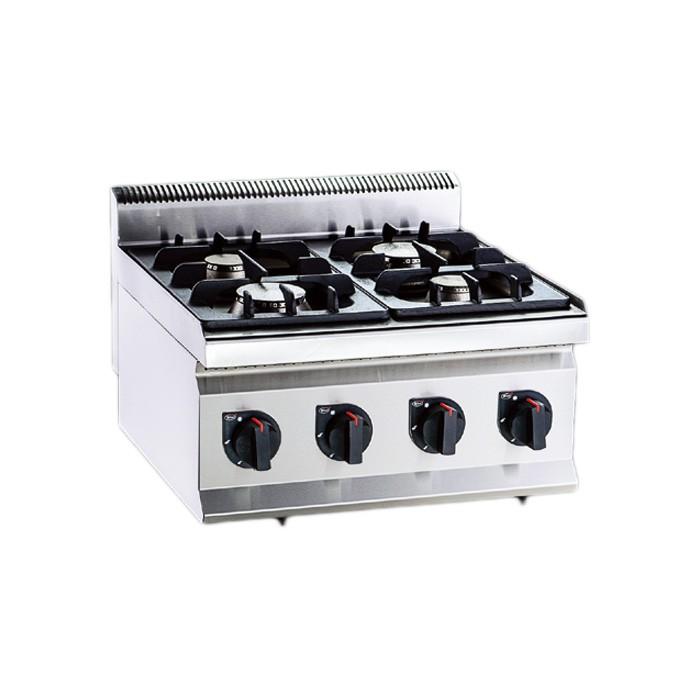 HS6060G台式燃气平头炉